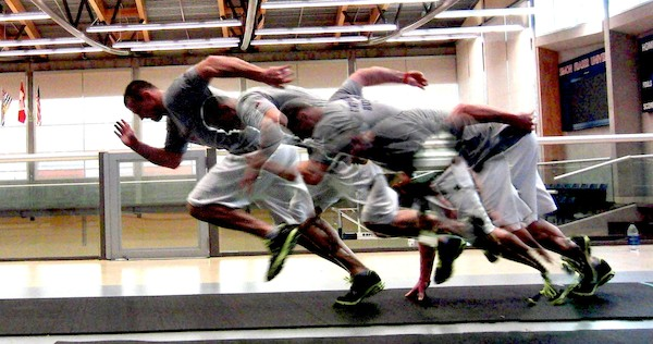Speed, Acceleration and Agility Training