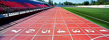 UQ Athletics Track